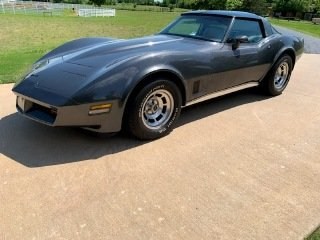 Picture of 1981 Chevy Corvette Coupe T 350(~)350 Grey(~)Tan $19k For Sale