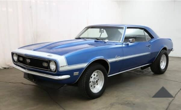 1968 Camaro SS 427 - For Hire - Music Video - Film Shoot etc  For Sale (picture 1 of 3)
