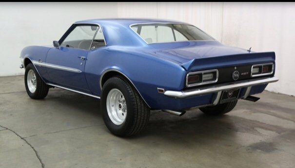 1968 Camaro SS 427 - For Hire - Music Video - Film Shoot etc  For Sale (picture 3 of 3)