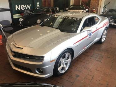 Picture of 2010 Camaro Indy Pace Car Coupe Rare 1 of 20 made  $37.9k For Sale