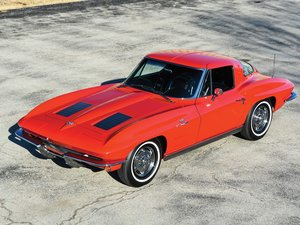 1963 Chevrolet Corvette Sting Ray Z06 Big Tank Split-Window  For Sale by Auction