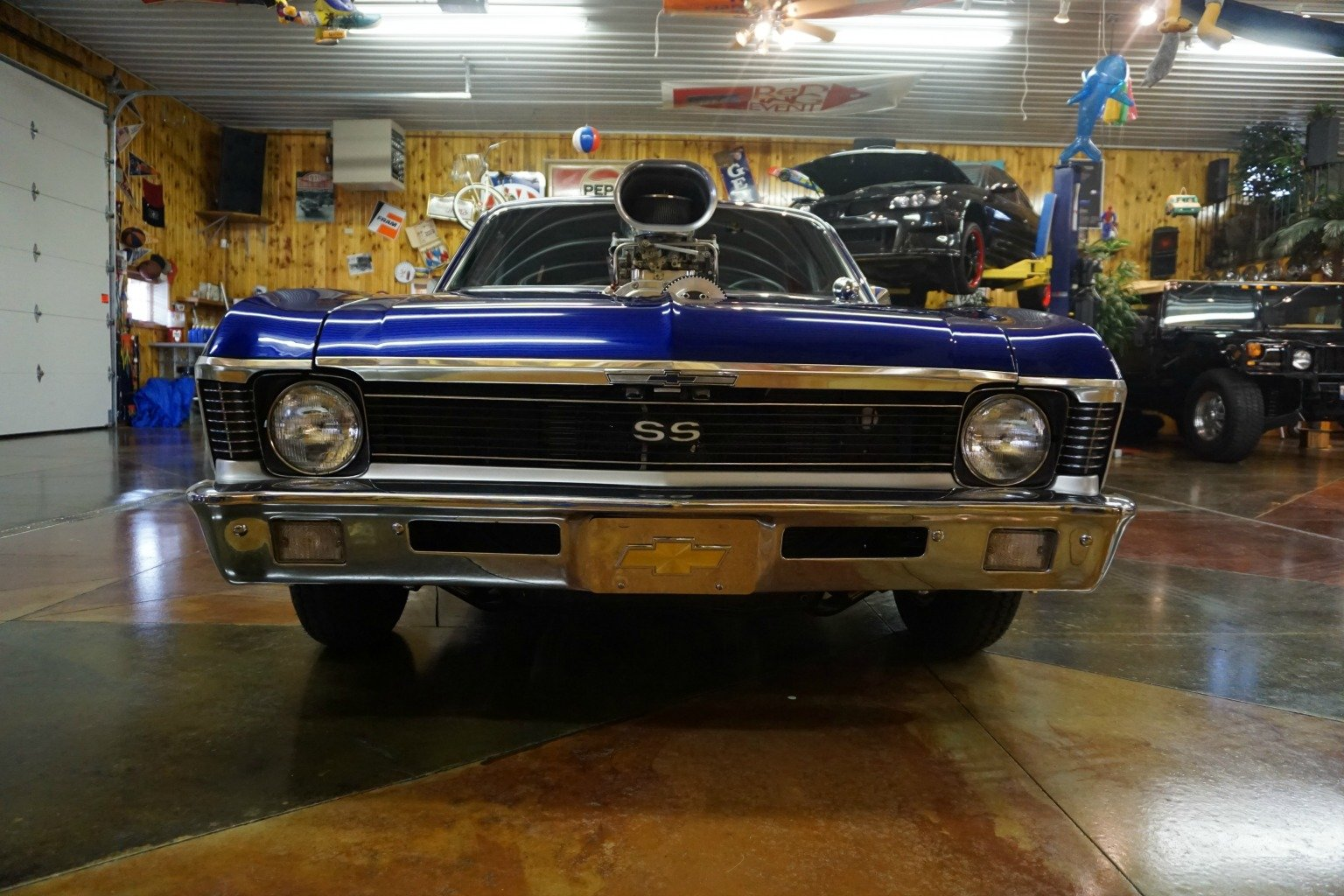 1968 Chevrolet Nova Pro-Street (Pell Lake, Wisconsin) For Sale (picture 1 of 6)