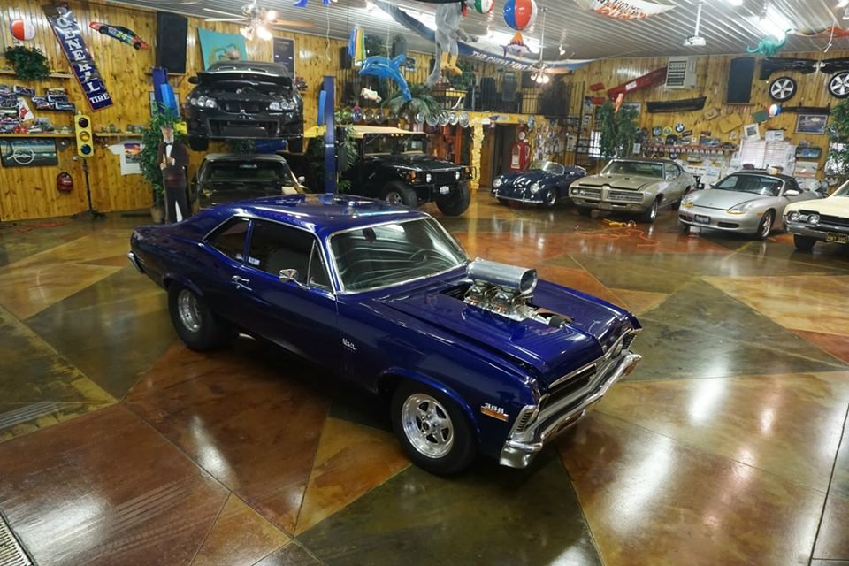 1968 Chevrolet Nova Pro-Street (Pell Lake, Wisconsin) For Sale (picture 2 of 6)