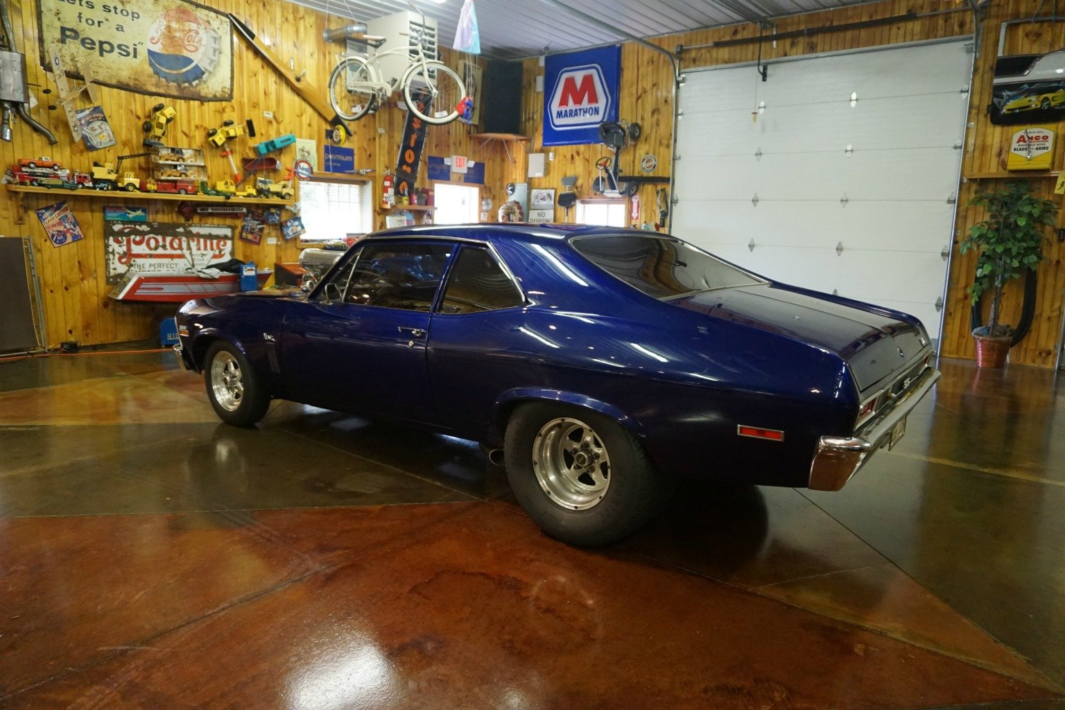 1968 Chevrolet Nova Pro-Street (Pell Lake, Wisconsin) For Sale (picture 3 of 6)