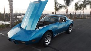 1976 Chevrolet Corvette exellent condition,California