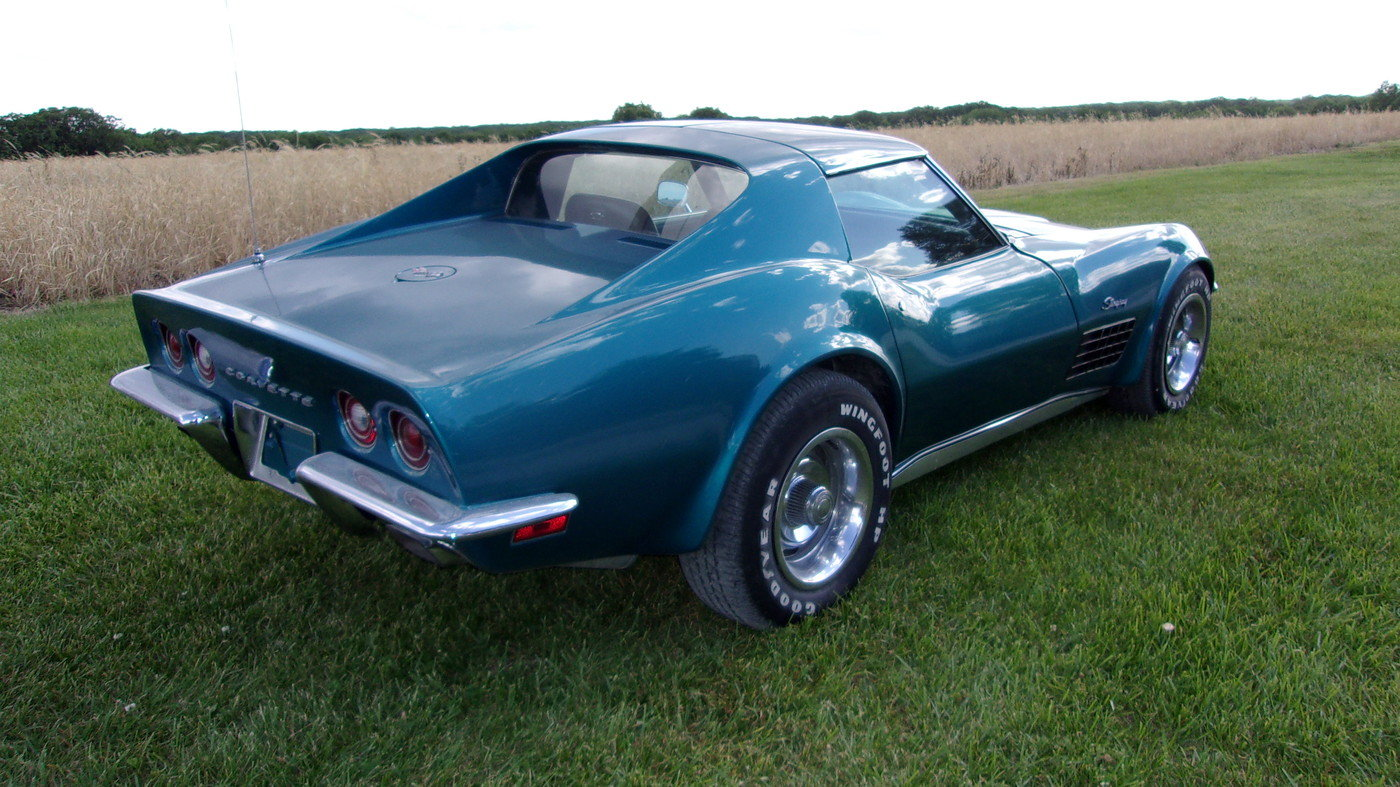 1972 Chevrolet Corvette with 37,000 original miles For Sale (picture 6 of 6)