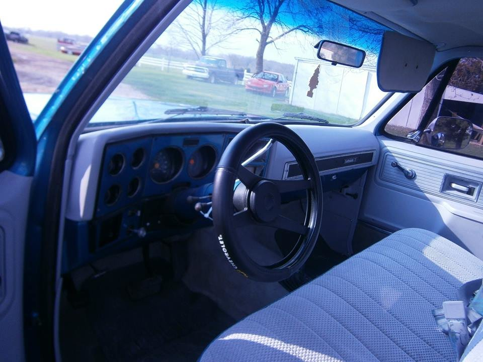 1979 Chevrolet Scottsdale 4x4 Pickup For Sale (picture 4 of 6)