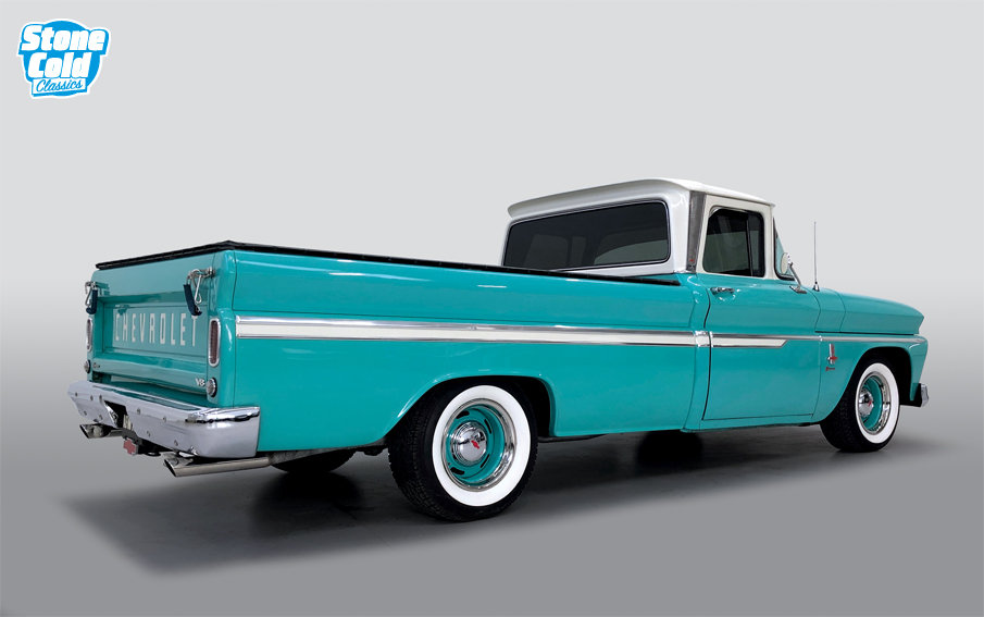 1963 Chevrolet C-10 pick-up Supercharged SOLD (picture 2 of 10)