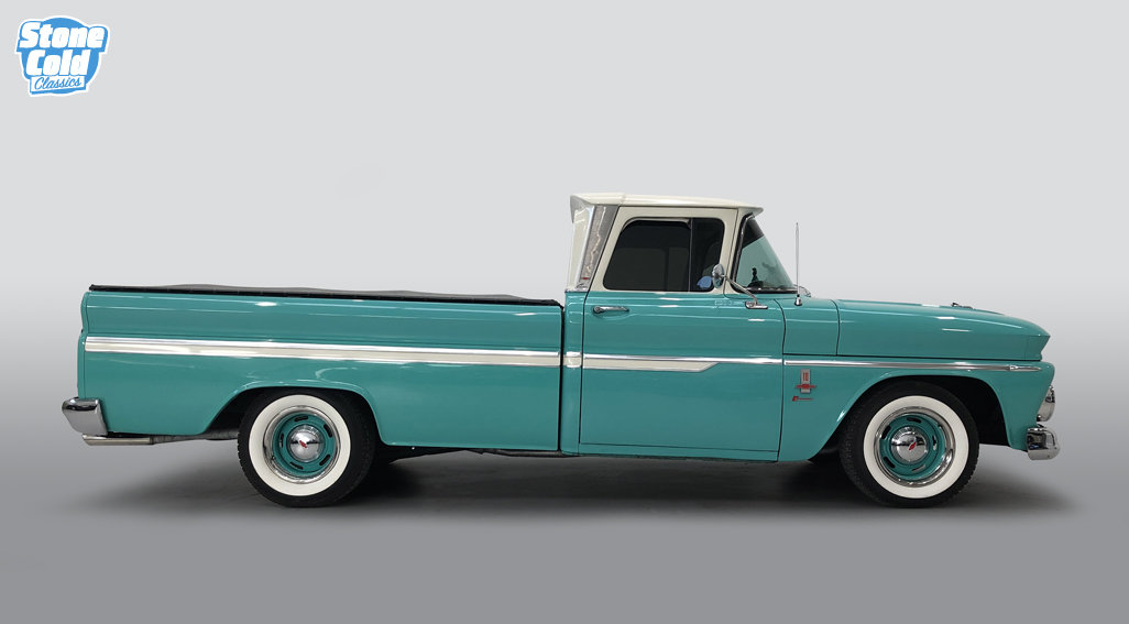 1963 Chevrolet C-10 pick-up Supercharged SOLD (picture 3 of 10)