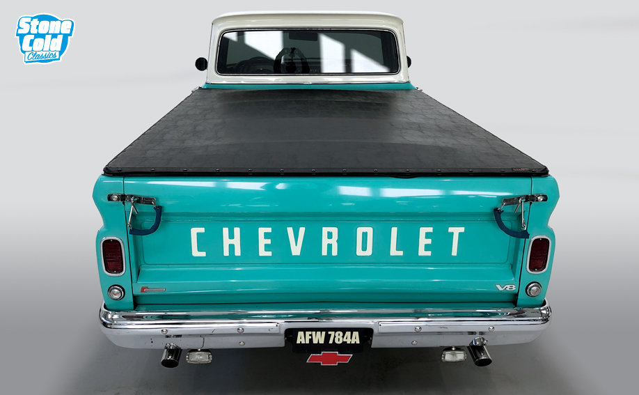 1963 Chevrolet C-10 pick-up Supercharged SOLD (picture 5 of 10)