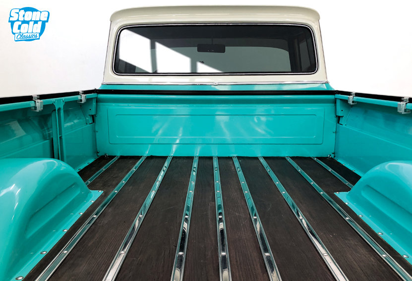 1963 Chevrolet C-10 pick-up Supercharged SOLD (picture 6 of 10)