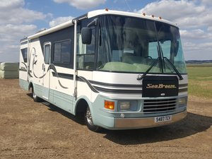 Chevrolet RV Fully Loaded low mileage  REDUCED TO CLEAR