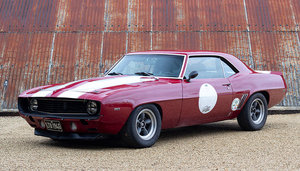 1969 Chevrolet Camaro RS/SS - HSCC Race Car
