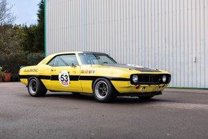 1969 Chevrolet Camaro Z-28 Trans Am (FIA) Race Car For Sale by Auction