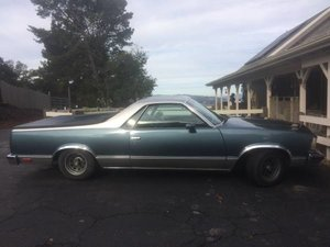 1978 Chevy El Camino strong 305 V8 Auto Blue PS CD $8.9k