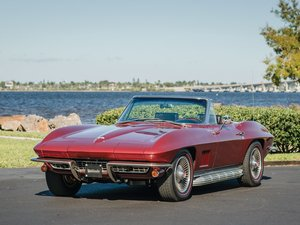 1967 Chevrolet Corvette Sting Ray Convertible