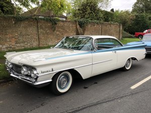 1959 The thinking mans Impala! For Sale
