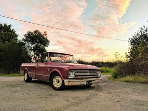 1967 Chevy C10 For Sale