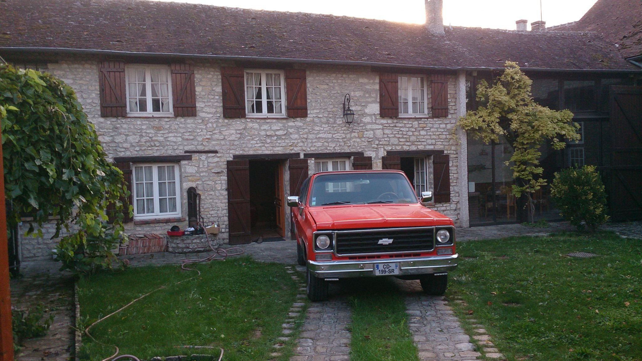 1975 Chevrolet Blazer K5 Cheyenne CABRIOLET UNIQUE For Sale (picture 3 of 6)
