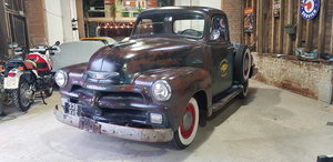 1954 Chevy Sidestep Pickup 3900cc For Sale