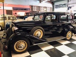 1934 Chevrolet Master Deluxe Fully Restored