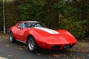 1977 Chevrolet Corvette C3 Targa Top For Sale by Auction