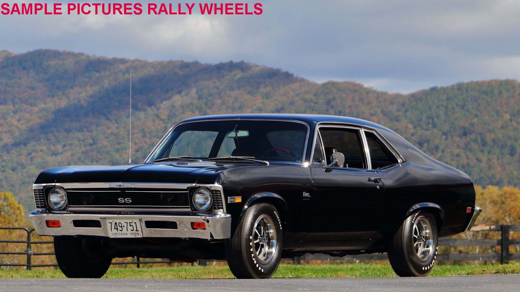 1969 Chevy Nova LS7 454 Bigblock SS 4 speed ! For Sale (picture 6 of 6)