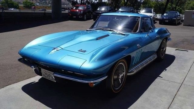 1966 Numbers Matching, NCRS Top Flight Award Winning For Sale (picture 1 of 6)