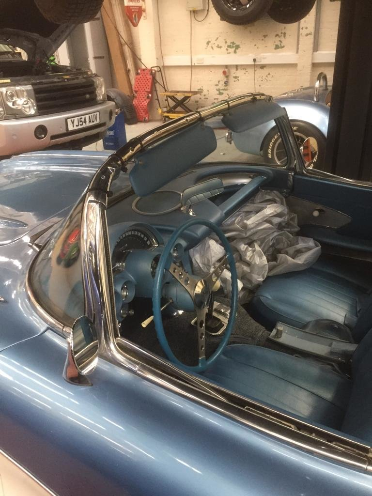 1961 Chevrolet Corvette C1 For Sale (picture 5 of 5)