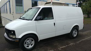 2005 Chevrolet Astro Cargo Work Van 5 Doors Gas Ivory $7.4k  For Sale