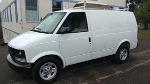 2005 Chevrolet Astro Cargo Work Van 5 Doors Gas Ivory $7.4k