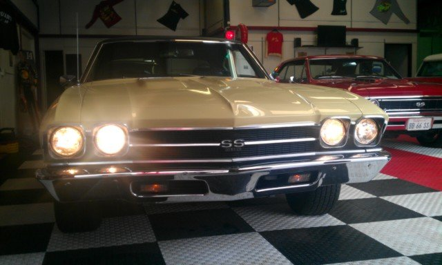 1969 Chevrolet Chevelle Super Sport Fully Restored For Sale (picture 4 of 6)