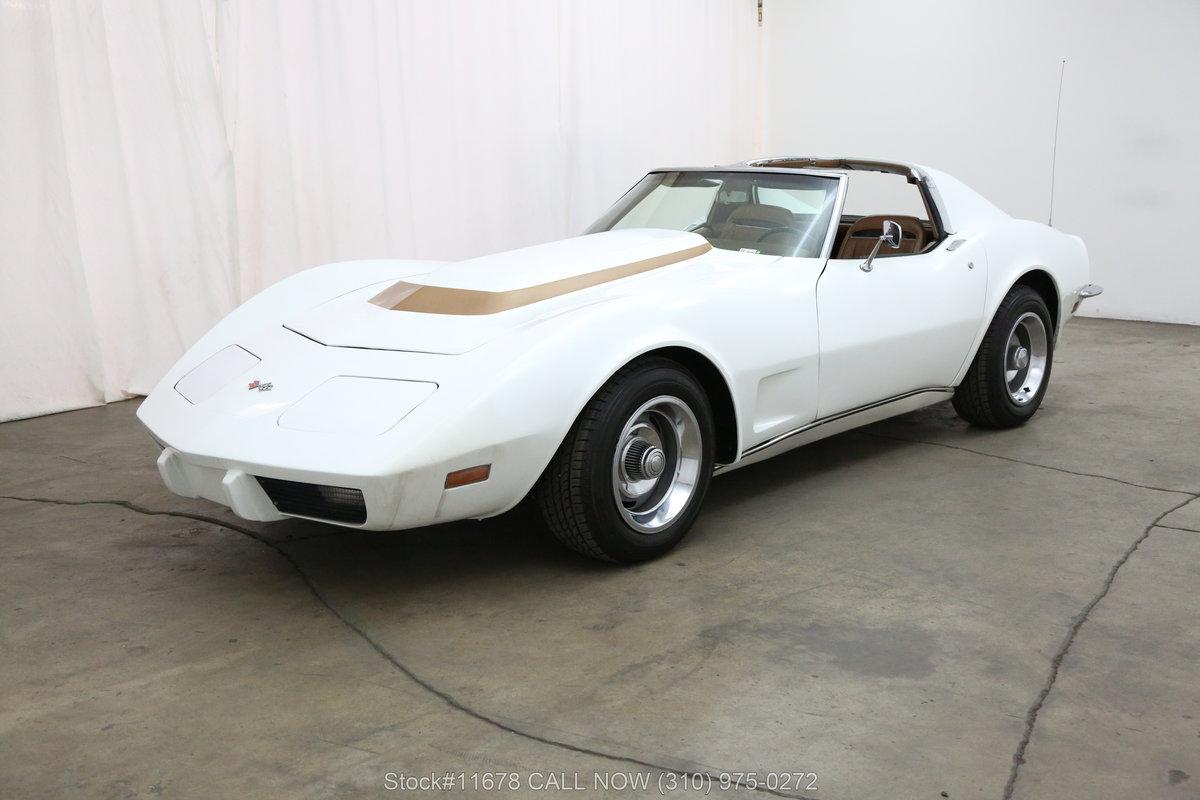 1972 Chevrolet Corvette For Sale (picture 3 of 6)