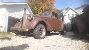 1936 Chevrolet Master 5-W Coupe For Sale