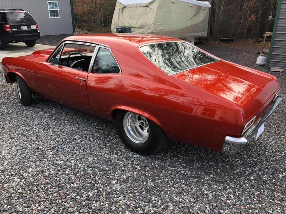 1970 Chevrolet Nova Pro-Street (Colonial beach, VA) $32,500  For Sale (picture 2 of 6)