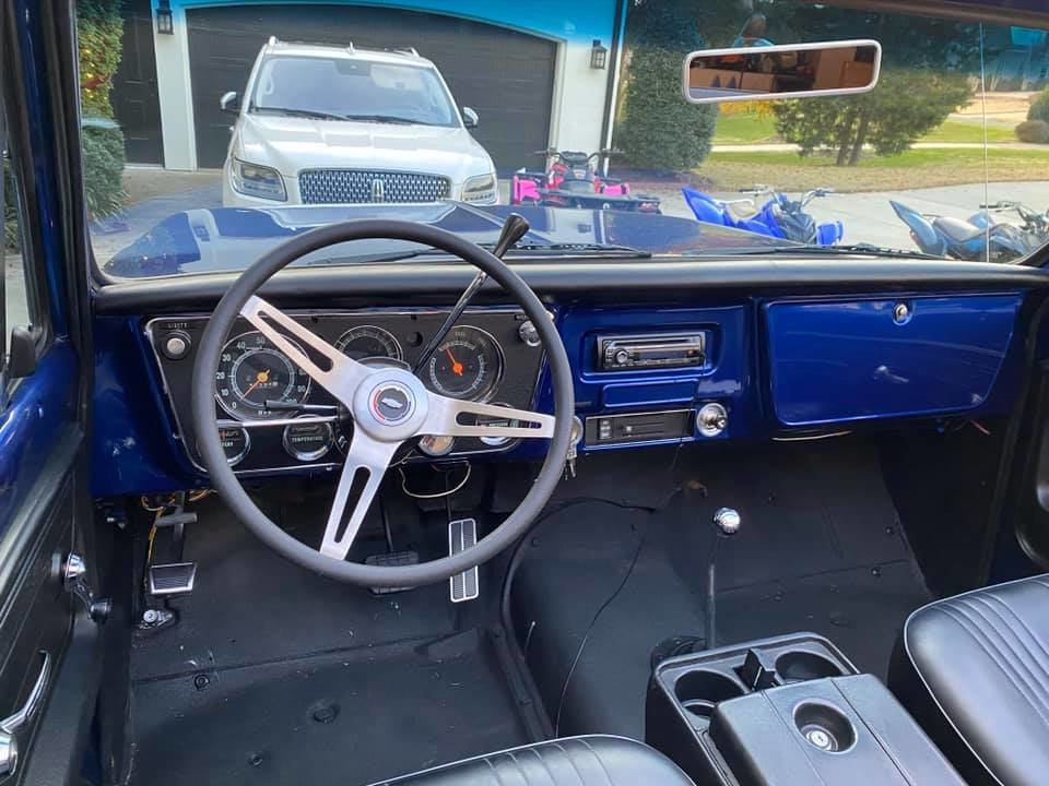 1972 Chevrolet K-5 Blazer CST (Waxhaw, NC) $49,999 obo For Sale (picture 2 of 6)