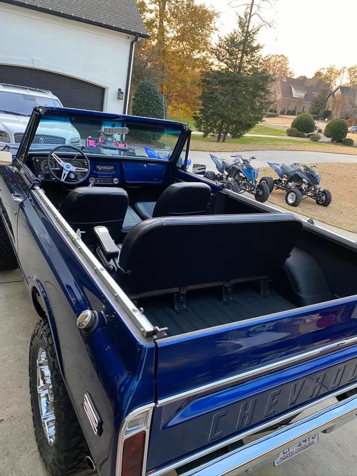 1972 Chevrolet K-5 Blazer CST (Waxhaw, NC) $49,999 obo For Sale (picture 4 of 6)