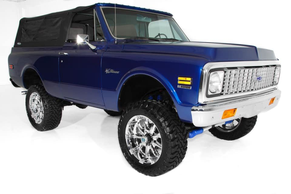 1972 Chevrolet K-5 Blazer CST (Waxhaw, NC) $49,999 obo For Sale (picture 5 of 6)