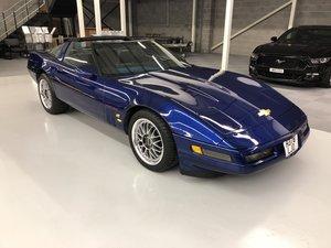 1988 Chevrolet Corvette C4 Targa Auto Low Mileage For Sale
