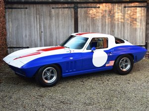 Picture of 1965 Stunning Corvette Stingray FIA in new condition.