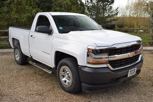 2018 Chevrolet Silverado C1500 4.3L Auto Pick Up Work Truck