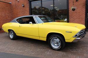 1969 Chevrolet Chevelle 350 V8 Malibu Sport Auto | Restored