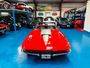 CORVETTE C2 CONVERTIBLE.. 327 V8 MANUAL..