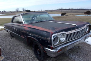 1964 Chevrolet Impala SS 2dr HT For Sale
