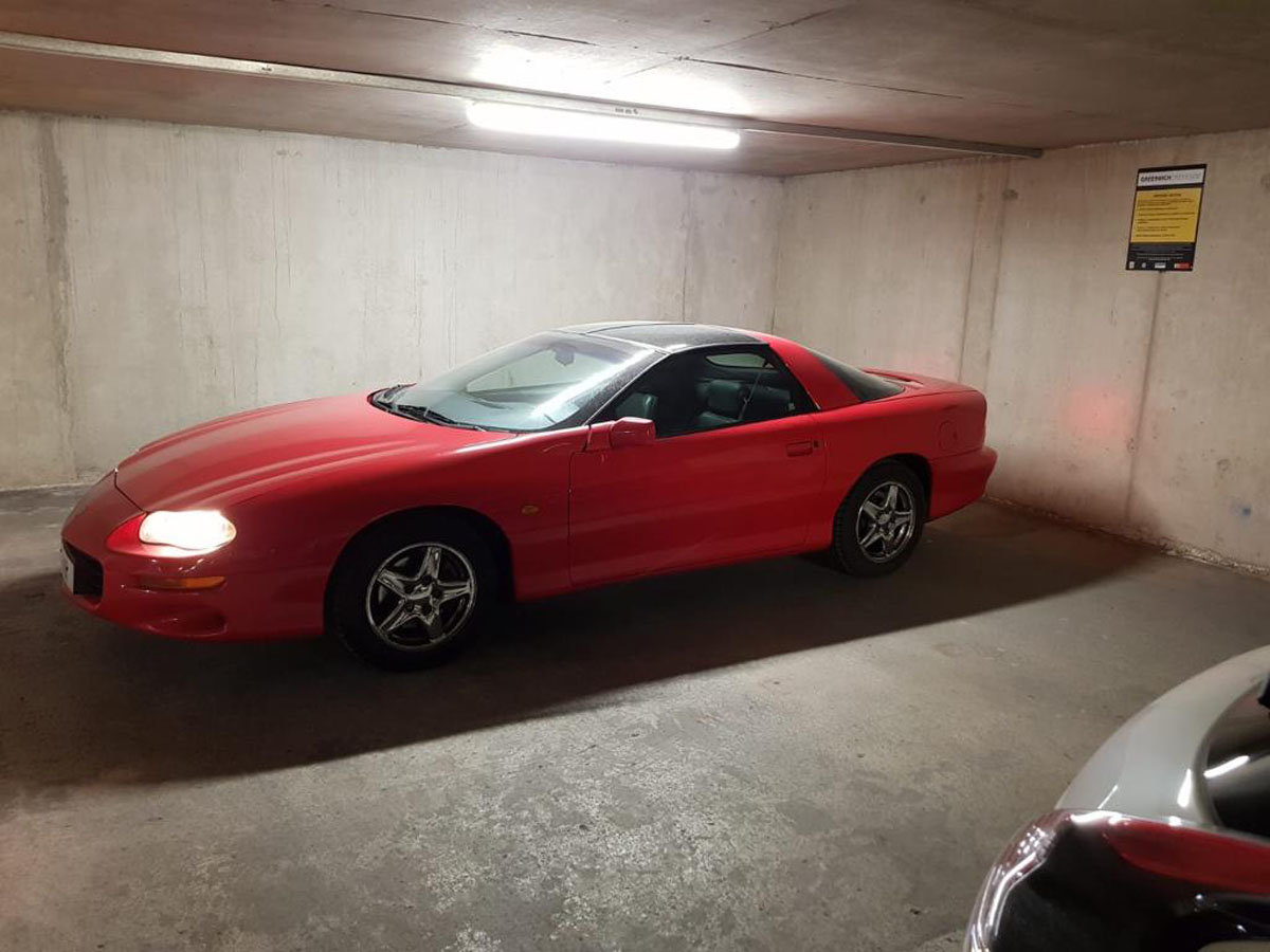 1998 Chevrolet Camaro Coupe 22 Feb 2020 For Sale by Auction (picture 3 of 5)