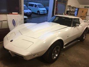 1975 Chevrolet Corvette Stingray C3 Driving Light Resto For Sale