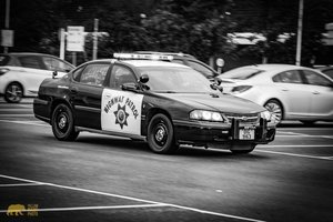2005 Chevrolet Impala 9C1 real American Police car For Sale