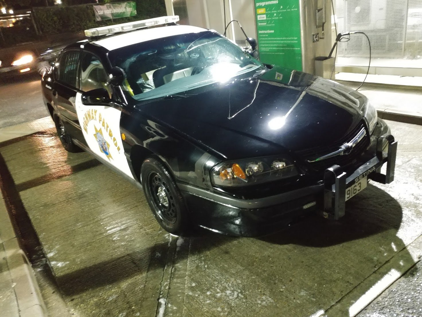 2005 Chevrolet Impala 9C1 real American Police car For Sale (picture 5 of 5)