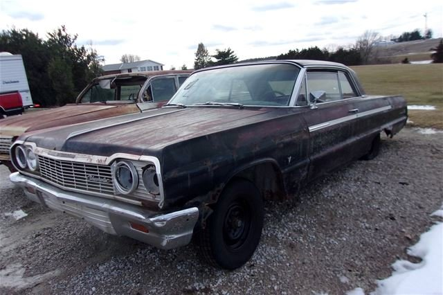 1964 Chevrolet Impala SS 2DR HT For Sale (picture 1 of 6)