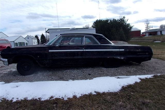 1964 Chevrolet Impala SS 2DR HT For Sale (picture 2 of 6)